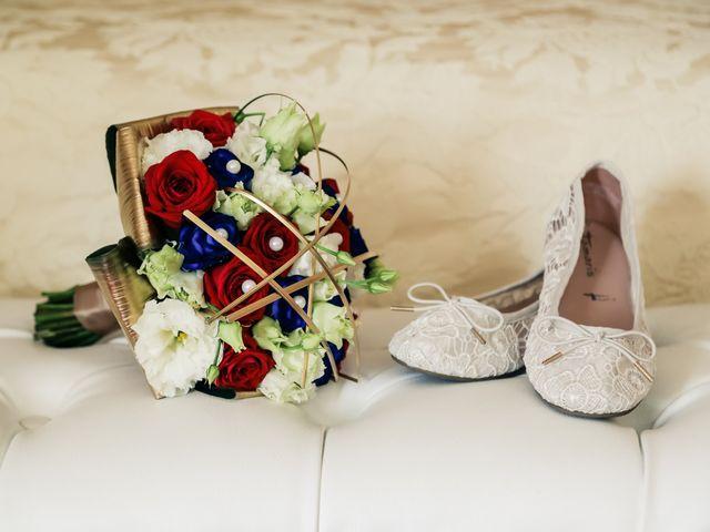 Le mariage de Maxime et Nausicaa à Buc, Yvelines 17