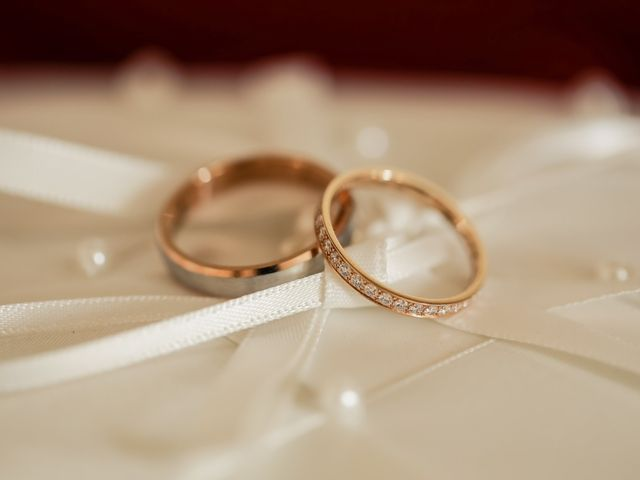 Le mariage de Maxime et Nausicaa à Buc, Yvelines 19