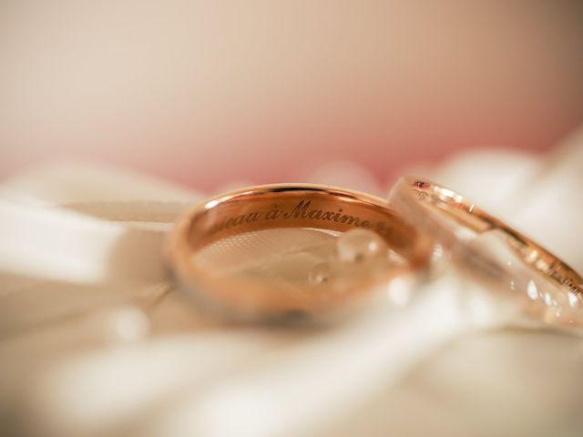 Le mariage de Maxime et Nausicaa à Buc, Yvelines 20