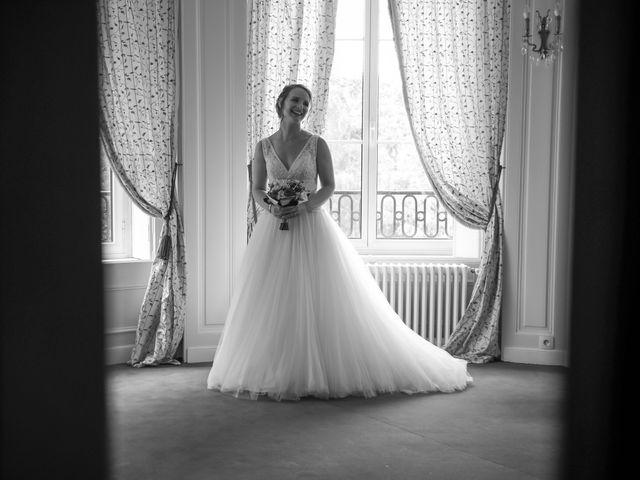 Le mariage de Maxime et Nausicaa à Buc, Yvelines 35