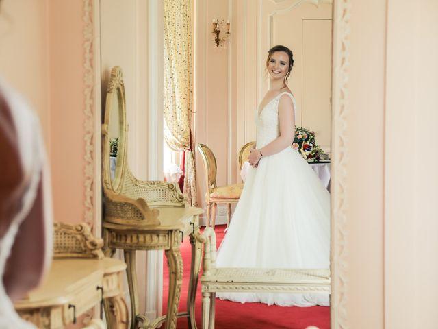 Le mariage de Maxime et Nausicaa à Buc, Yvelines 47