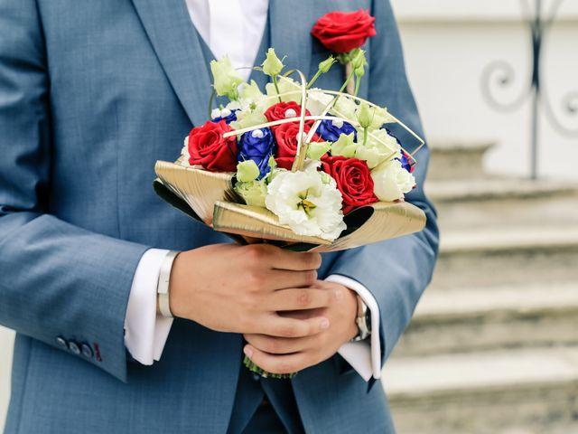 Le mariage de Maxime et Nausicaa à Buc, Yvelines 52