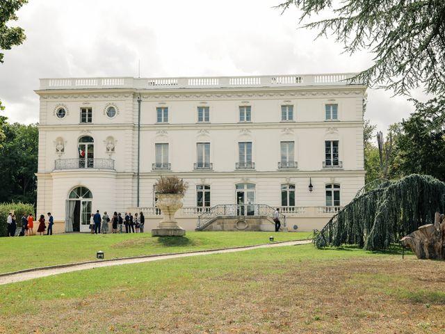 Le mariage de Maxime et Nausicaa à Buc, Yvelines 55