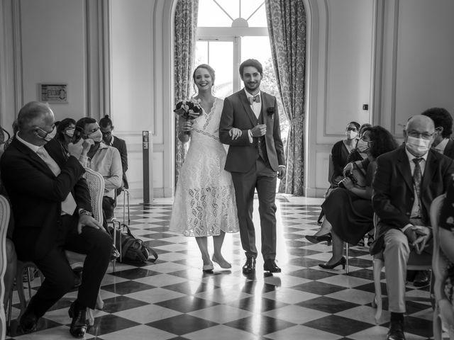 Le mariage de Maxime et Nausicaa à Buc, Yvelines 60