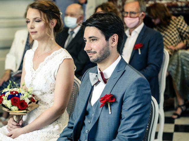 Le mariage de Maxime et Nausicaa à Buc, Yvelines 63