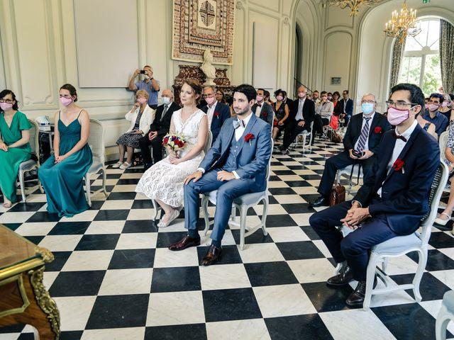 Le mariage de Maxime et Nausicaa à Buc, Yvelines 64