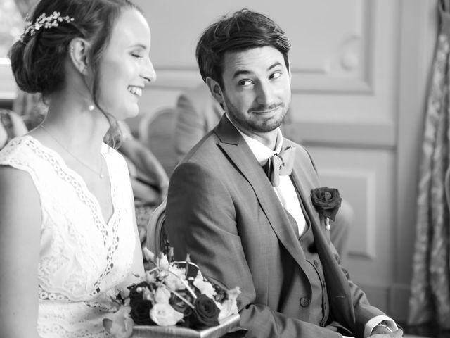Le mariage de Maxime et Nausicaa à Buc, Yvelines 71