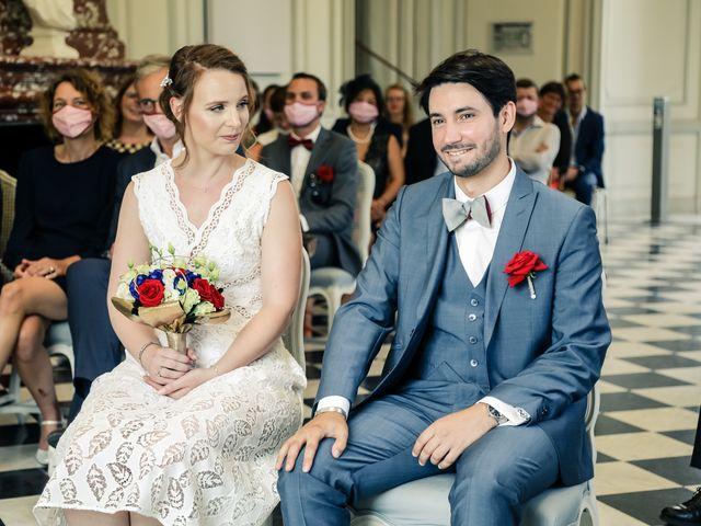 Le mariage de Maxime et Nausicaa à Buc, Yvelines 73