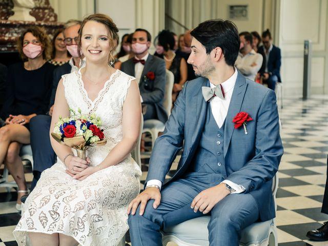 Le mariage de Maxime et Nausicaa à Buc, Yvelines 74