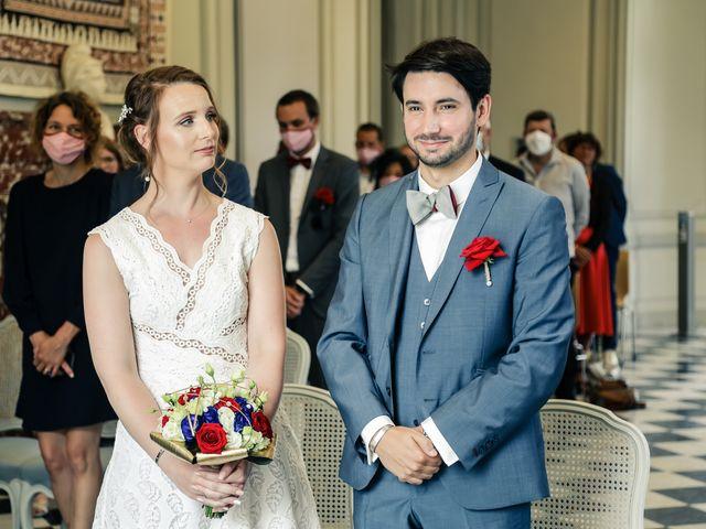 Le mariage de Maxime et Nausicaa à Buc, Yvelines 80
