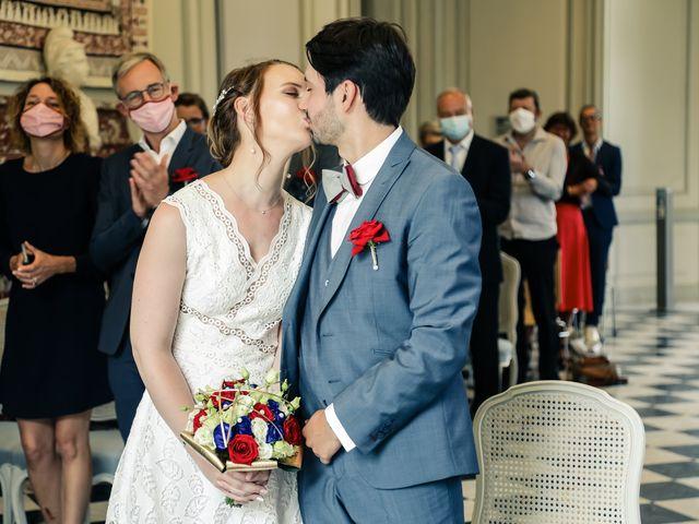 Le mariage de Maxime et Nausicaa à Buc, Yvelines 82