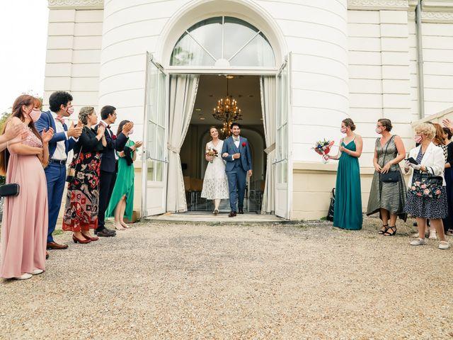Le mariage de Maxime et Nausicaa à Buc, Yvelines 88