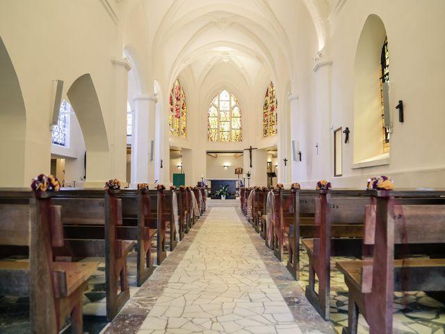 Le mariage de Maxime et Nausicaa à Buc, Yvelines 92
