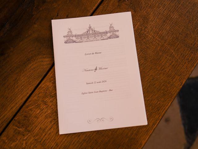 Le mariage de Maxime et Nausicaa à Buc, Yvelines 93
