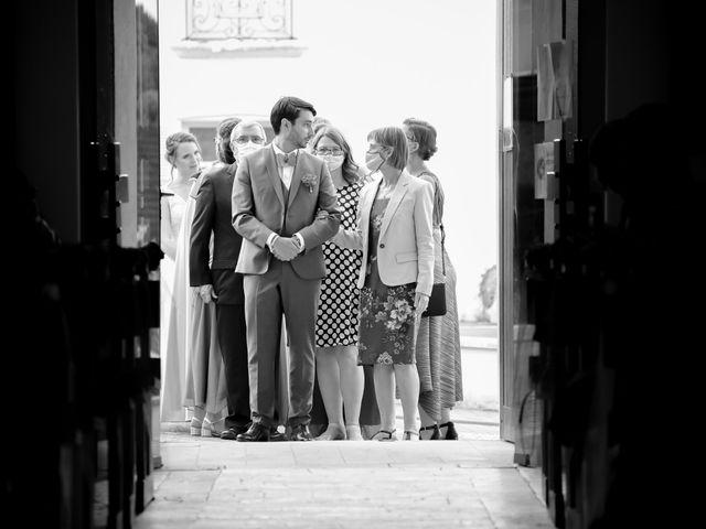 Le mariage de Maxime et Nausicaa à Buc, Yvelines 96
