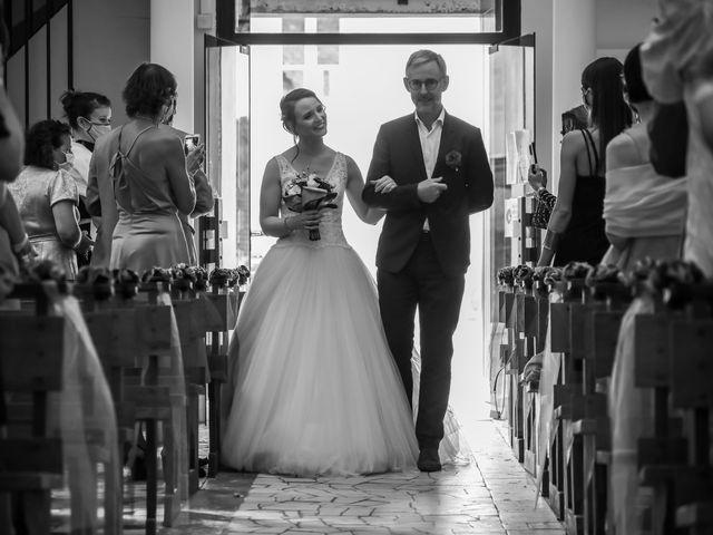 Le mariage de Maxime et Nausicaa à Buc, Yvelines 98