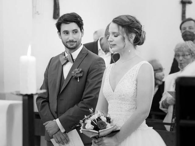 Le mariage de Maxime et Nausicaa à Buc, Yvelines 100