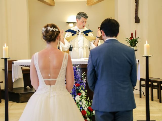Le mariage de Maxime et Nausicaa à Buc, Yvelines 107