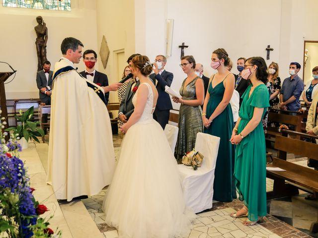 Le mariage de Maxime et Nausicaa à Buc, Yvelines 113
