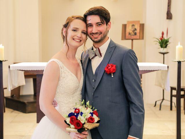 Le mariage de Maxime et Nausicaa à Buc, Yvelines 124