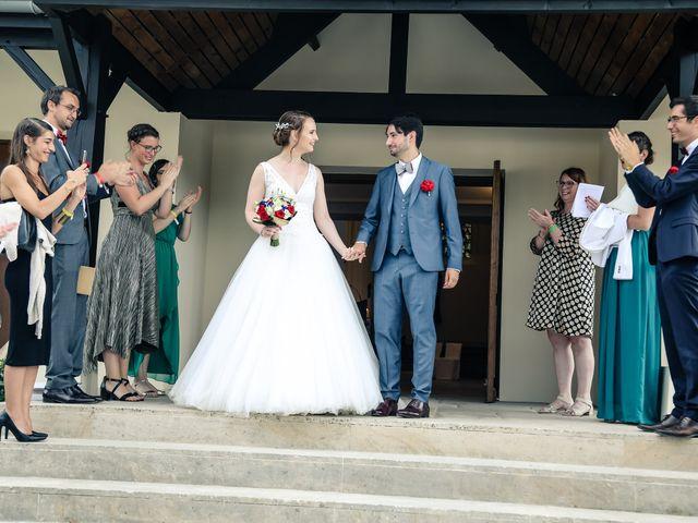 Le mariage de Maxime et Nausicaa à Buc, Yvelines 127