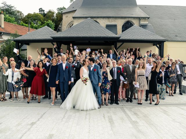 Le mariage de Maxime et Nausicaa à Buc, Yvelines 129