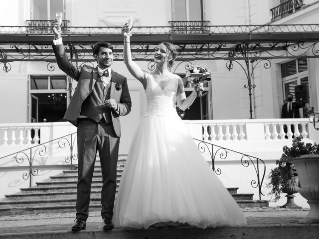Le mariage de Maxime et Nausicaa à Buc, Yvelines 131