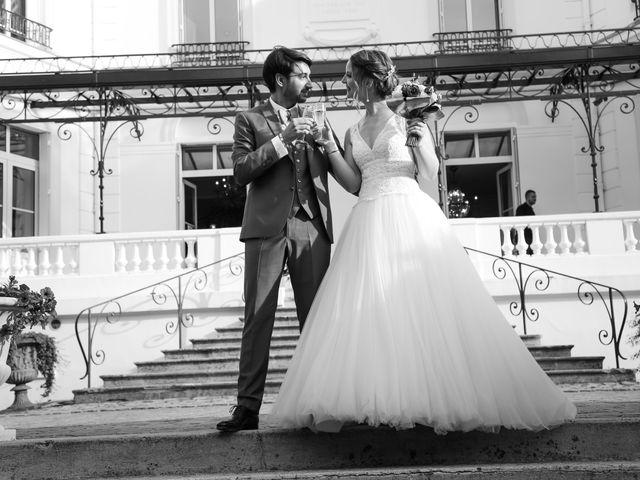 Le mariage de Maxime et Nausicaa à Buc, Yvelines 133
