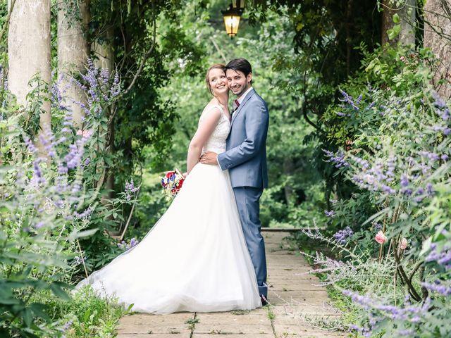 Le mariage de Maxime et Nausicaa à Buc, Yvelines 137