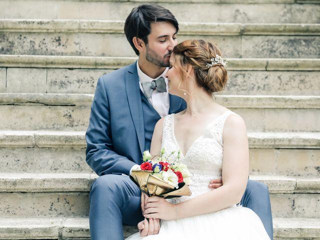 Le mariage de Maxime et Nausicaa à Buc, Yvelines 142