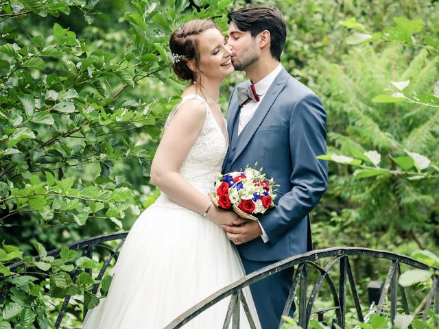 Le mariage de Maxime et Nausicaa à Buc, Yvelines 144