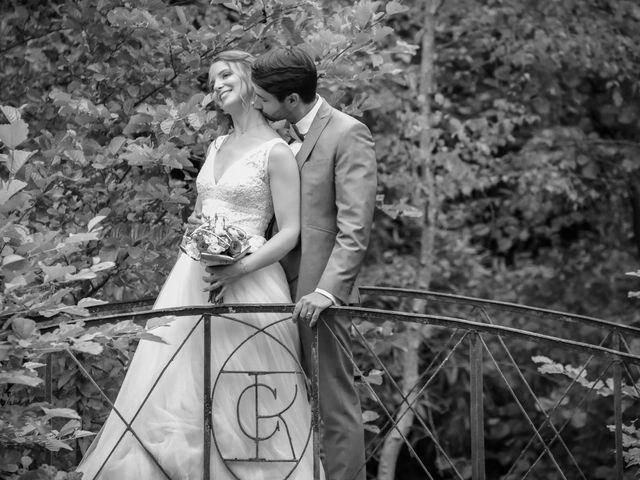 Le mariage de Maxime et Nausicaa à Buc, Yvelines 146