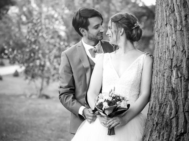 Le mariage de Maxime et Nausicaa à Buc, Yvelines 147