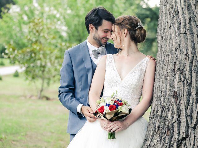 Le mariage de Maxime et Nausicaa à Buc, Yvelines 148