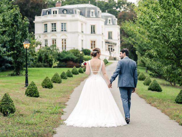 Le mariage de Maxime et Nausicaa à Buc, Yvelines 149