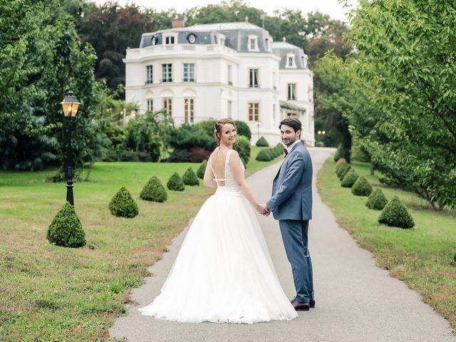 Le mariage de Maxime et Nausicaa à Buc, Yvelines 151