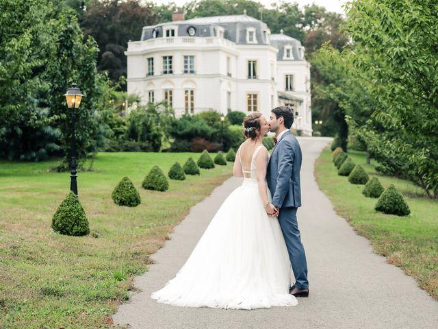 Le mariage de Maxime et Nausicaa à Buc, Yvelines 152