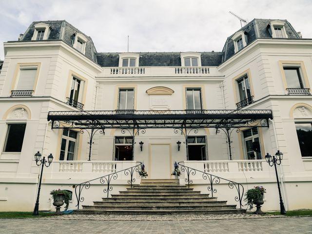 Le mariage de Maxime et Nausicaa à Buc, Yvelines 160
