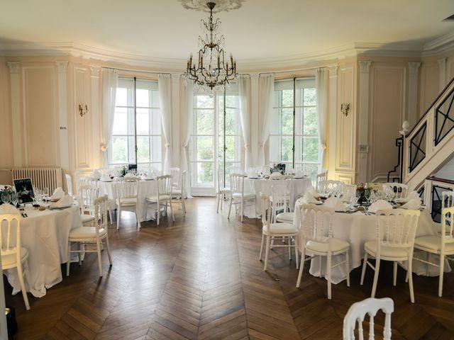 Le mariage de Maxime et Nausicaa à Buc, Yvelines 161