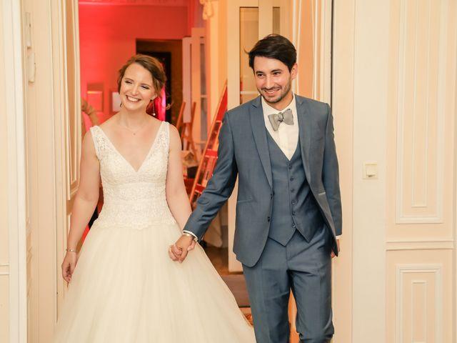 Le mariage de Maxime et Nausicaa à Buc, Yvelines 171
