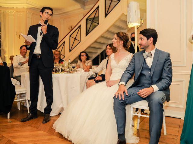 Le mariage de Maxime et Nausicaa à Buc, Yvelines 186
