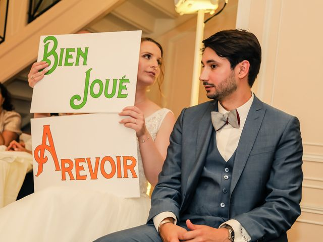 Le mariage de Maxime et Nausicaa à Buc, Yvelines 190