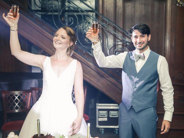 Le mariage de Maxime et Nausicaa à Buc, Yvelines 201