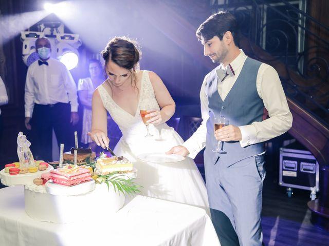Le mariage de Maxime et Nausicaa à Buc, Yvelines 202