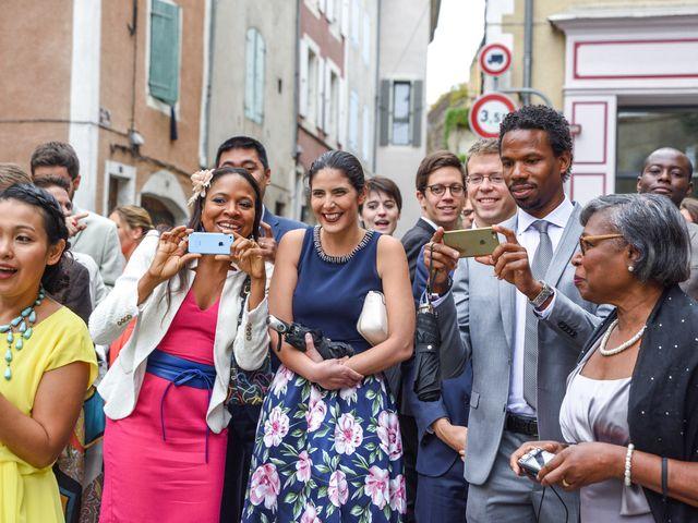 Le mariage de Quentin et Kemesha à Privas, Ardèche 1