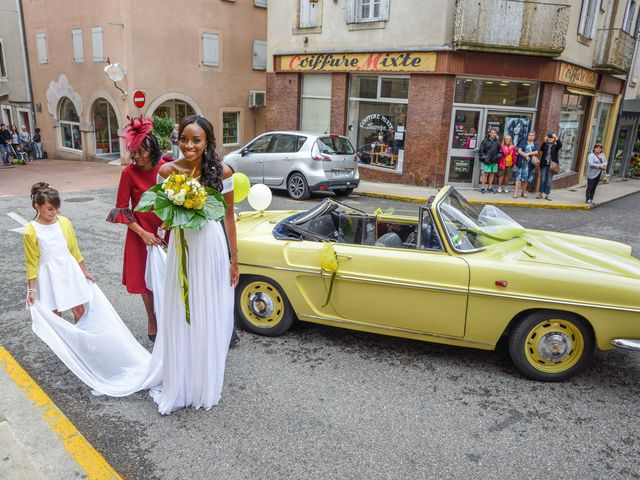 Le mariage de Quentin et Kemesha à Privas, Ardèche 3