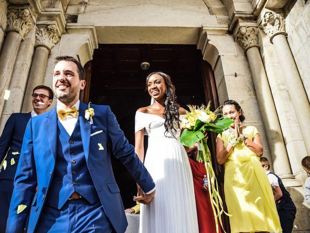 Le mariage de Kemesha et Quentin
