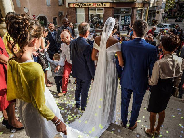 Le mariage de Quentin et Kemesha à Privas, Ardèche 11