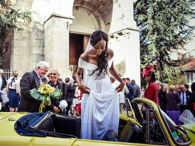 Le mariage de Quentin et Kemesha à Privas, Ardèche 15