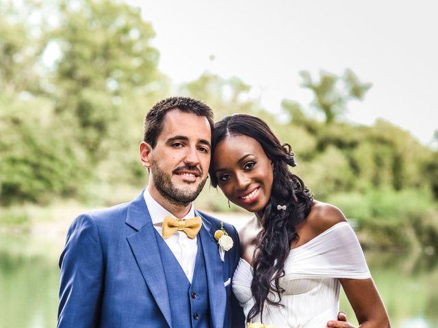 Le mariage de Quentin et Kemesha à Privas, Ardèche 16